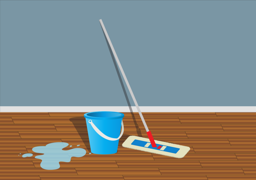 Commercial Cleaning 1